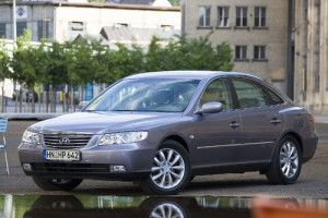 Hyundai Grandeur XG 250 XG 300 XG 350 Engine Workshop Service Manual