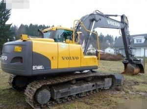 Volvo Ec180blc Excavator Workshop Service Repair Manual