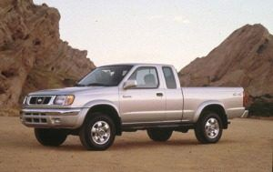 1999 Nissan Frontier 4 Cylinder Workshop Service Manual