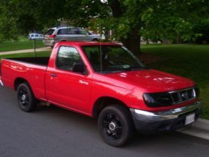 1999 Nissan Frontier 6 Cylinder Workshop Service Manual