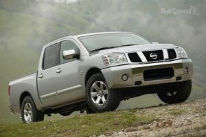 2006 Nissan Titan Workshop Service Repair Manuals
