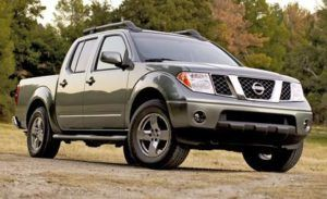 2008 Nissan Frontier 4x4 Workshop Service Repair Manual
