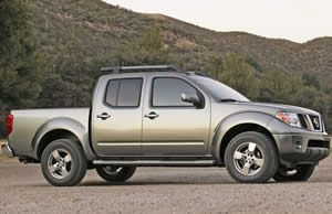 2009 Nissan Frontier 4×4 Workshop Service Repair Manual
