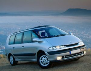 Renault Espace J63 1984-2003 Workshop Service Repair Manual