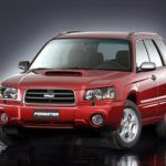 Subaru Forester 1999-2004 2007 Workshop Service Manual