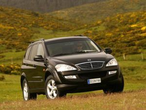 Ssangyong Kyron 2003-2010 Workshop Service Repair Manual