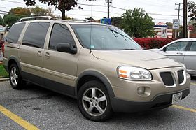 Pontiac Montana 2005-2010 Workshop Service Repair Manual