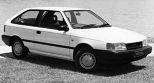 Hyundai Excel 1989-1994 Workshop Repair Manual