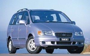 Hyundai Trajet 1999-2008 Workshop Service Repair Manual