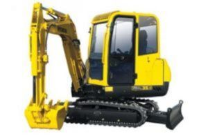 Hyundai Robex R22-7 Crawler Excavator Service Operating Manual