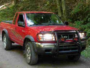 Nissan Frontier 2000 D22 2.4 Service Repair Manual