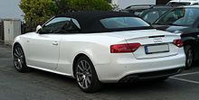 Audi A5 Cabriolet 2009 Electrical Service Repair Manual