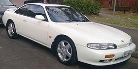 Nissan 200SX S14 1998