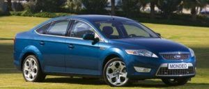 Ford Mondeo 2008 2009 Workshop Service Manual